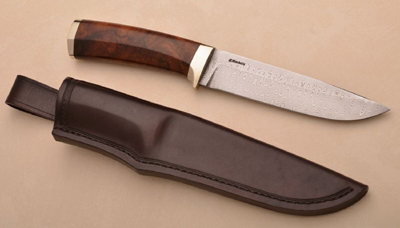 """Liekki"" hunting knife"